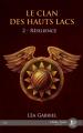 Couverture Le Clan des Hauts Lacs, tome 2 : Résilience Editions Juno Publishing (Hecate) 2021