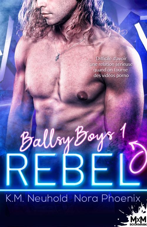 Couverture Ballsy Boys, tome 1 : Rebel