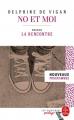 Couverture No et moi Editions Le Livre de Poche (Les classiques pédago) 2017