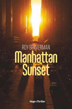Couverture Manhattan Sunset