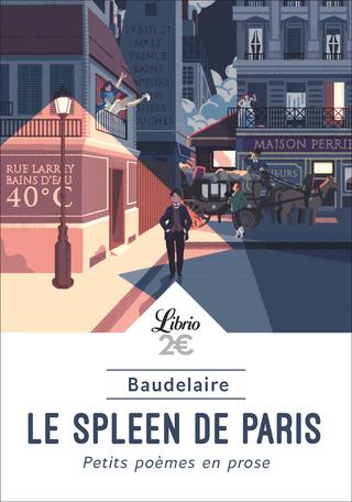 Couverture Le spleen de Paris / Petits poèmes en prose