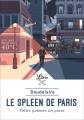 Couverture Le spleen de Paris / Petits poèmes en prose Editions Librio (Poésie) 2020