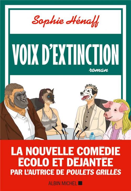 Couverture Voix d'extinction