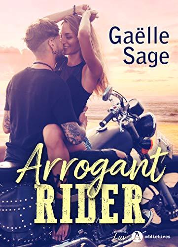 Couverture Arrogant Rider