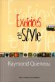 Couverture Exercices de style Editions Gallimard  (Jeunesse) 2002