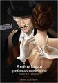 Couverture Arsène Lupin gentleman cambrioleur Editions Folio  (Junior) 2021