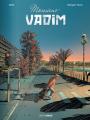 Couverture Monsieur Vadim, tome 1 : Arthrose, crime et crustacés Editions Grand Angle 2021
