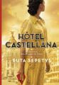Couverture Hôtel Castellana : Destins croisés dans l'Espagne de Franco Editions Gallimard  (Jeunesse) 2020