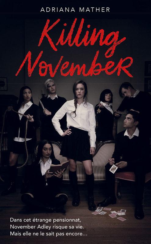 Couverture Killing November, tome 1