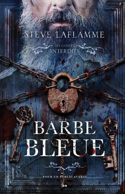 Couverture Barbe bleue
