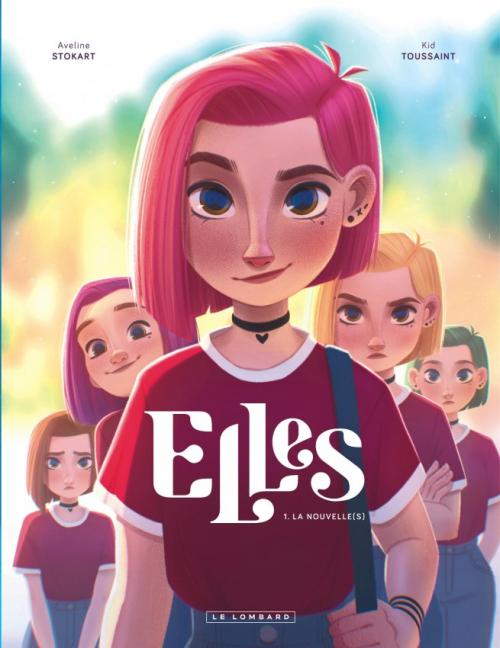 Couverture Elles, tome 1 : La nouvelle(s)