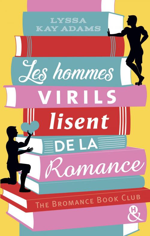Couverture Les hommes virils lisent de la romance