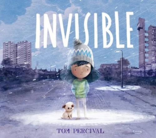 Couverture Invisible