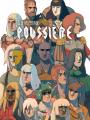 Couverture Poussière, tome 1 Editions Delcourt 2018