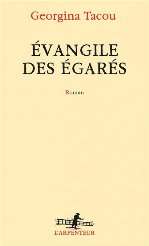 Couverture Evangile des égarés