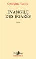 Couverture Evangile des égarés Editions Gallimard  (L'arpenteur) 2020