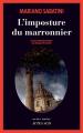 Couverture L'imposture du marronnier  Editions Actes Sud (Actes noirs) 2021