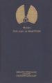 Couverture Dom Juan suivi du Misanthrope  Editions Grands Ecrivains (Académie Goncourt) 1984