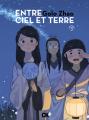 Couverture Entre ciel et terre, tome 3 Editions Cambourakis 2020