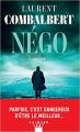 Couverture Négo Editions Calmann-Lévy (Noir) 2021
