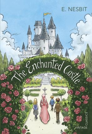 Couverture The Enchanted Castle