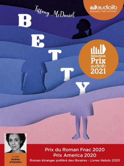 Couverture Betty