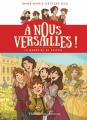 Couverture La marquise au poison Editions Flammarion (Jeunesse) 2021