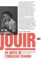 Couverture Jouir Editions Zones 2019