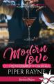 Couverture Modern Love, tome 1 : Sous le charme du barman Editions Infinity (Romance passion) 2019