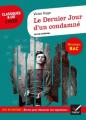 Couverture Le Dernier Jour d'un condamné Editions Hatier (Classiques & cie - Lycée) 2020