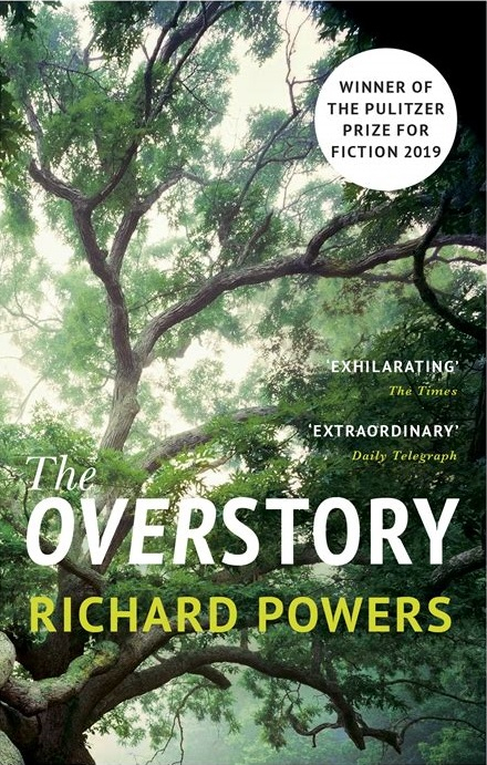 Couverture The Overstory