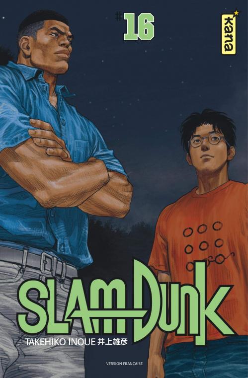 Couverture Slam Dunk, star édition, tome 16