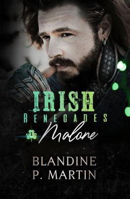 Couverture Irish Renegades, tome 1 : Malone