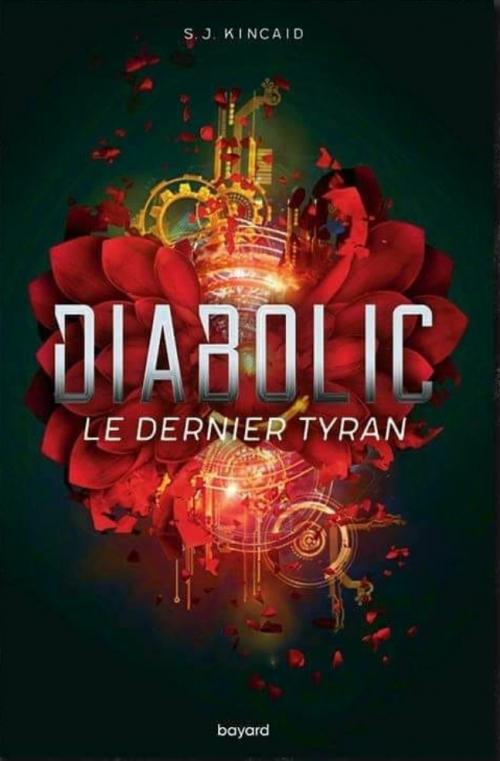 Couverture Diabolic, tome 3 : Le dernier tyran