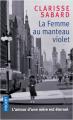 Couverture La femme au manteau violet Editions Pocket 2021