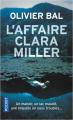 Couverture L'affaire Clara Miller Editions Pocket 2021