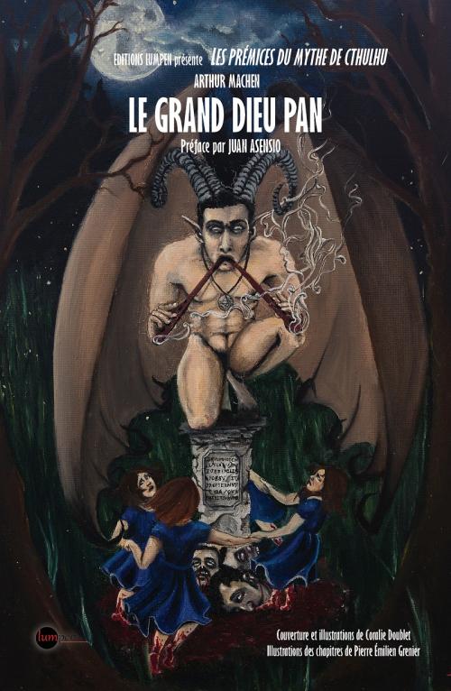 Couverture Le grand dieu Pan
