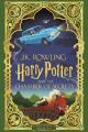 Couverture Harry Potter, illustré (MinaLima), tome 2 : Harry Potter et la chambre des secrets Editions Bloomsbury (Children's Books) 2021