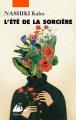 Couverture L'été de la sorcière Editions Philippe Picquier (Japon) 2021