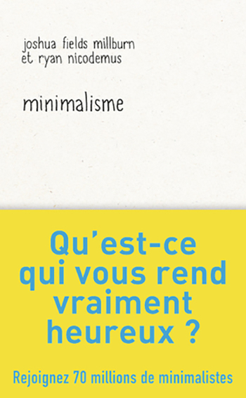 Couverture Minimalisme