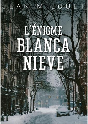 Couverture L'Énigme Blanca Nieve