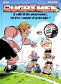 Couverture Les Rugbymen, tome 19 : A partir de maintenant, on fait comme d'habitude ! Editions Bamboo 2021