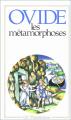 Couverture Les Métamorphoses Editions Garnier frères - Edito service 1966