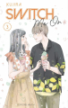 Couverture Switch me on, tome 3 Editions Akata (L) 2021