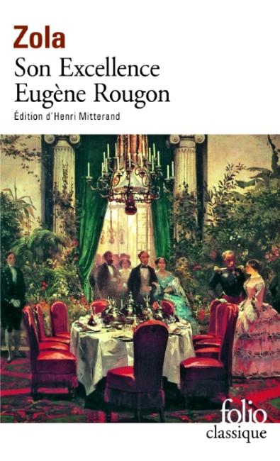 Couverture Son excellence Eugène Rougon