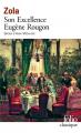 Couverture Son excellence Eugène Rougon Editions Folio  (Classique) 2019