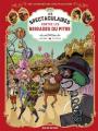 Couverture Une aventure des spectaculaires, tome 5 : Les spectaculaires contre les brigades du Pitre Editions Rue de Sèvres 2021