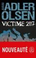 Couverture Département V, tome 08 : Victime 2117 Editions Le Livre de Poche (Thriller) 2021