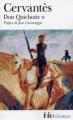 Couverture Don Quichotte, tome 2 Editions Folio  (Classique) 2006