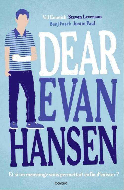 Couverture Dear Evan Hansen